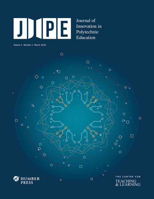 Cover Image for Journal of Innovation in Polytechnic Innovation